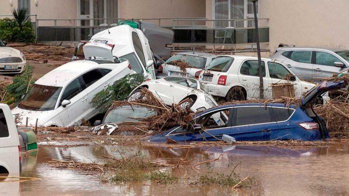 inundaciones mallorca