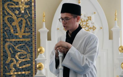 joven predicador tatarstan