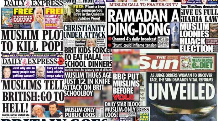 medios islamofobia