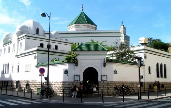 mezquita paris