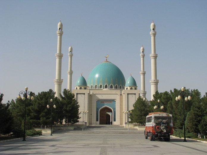 mezquita turkmena