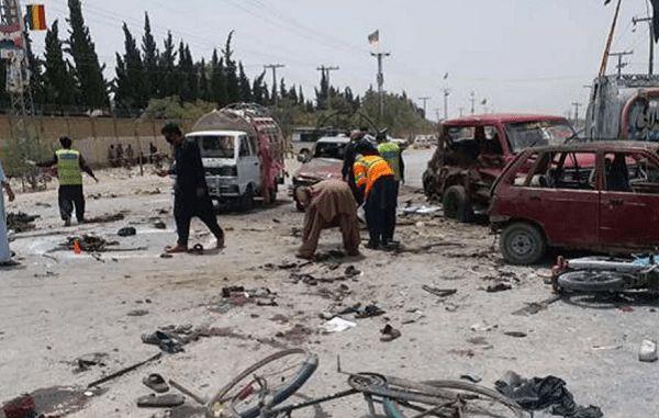 muertos pakistan atentado