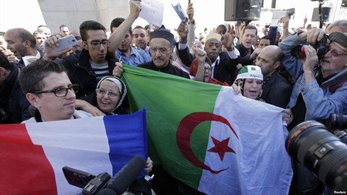 musulmanes franceses argelia