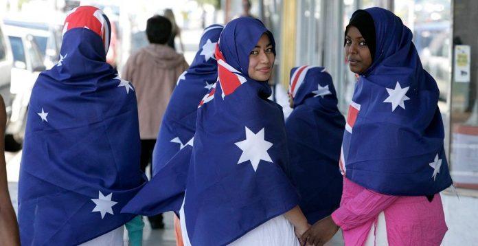 musulmanes gobierno australia