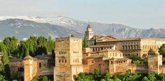 ocho monumentos al andalus