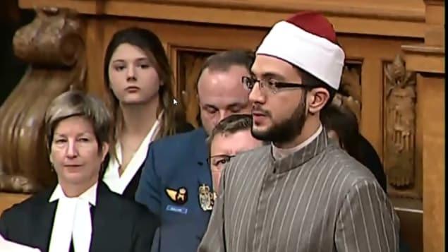 oracion islamica canada