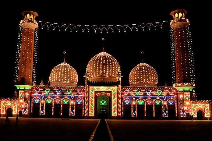 pakistan celebra maulid