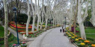 parques estanbul