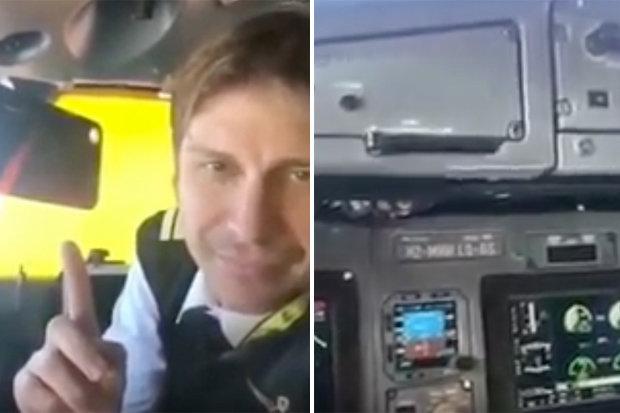 piloto brasileño converso