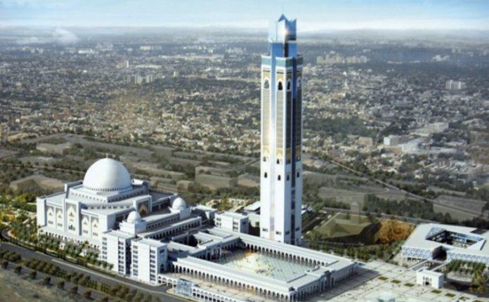 gran mezquita argelia