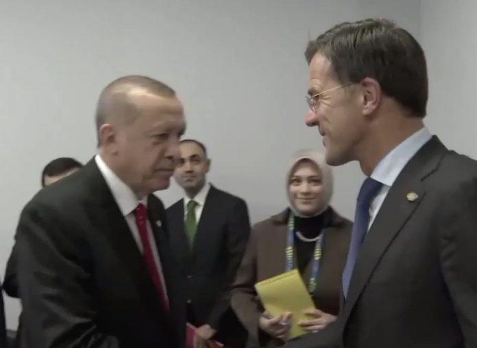 turquia holanda relaciones