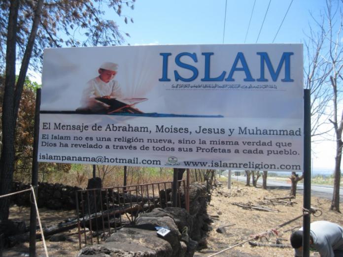 Musulmanes en Panamá