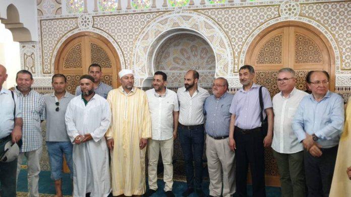 Inaugurada la mezquita de Barbastro