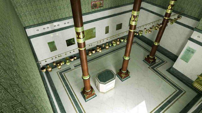 ¿Qué hay dentro de la Kaaba?
