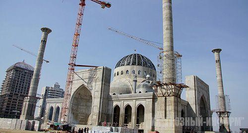 Shali (Chechenia): A punto de inaugurarse la mayor mezquita de Europa