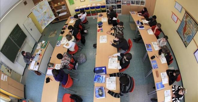 El pasado curso sólo había en España 76 maestros contratados de religión islámica para atender a 312.498 alumnos musulmanes.