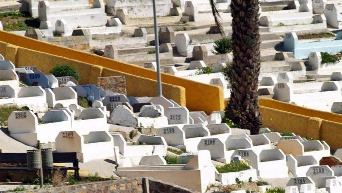 Cementerio Sidi Embarek de Ceuta
