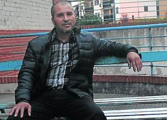 Houssem Belkassem, presidente de la Comunidad Islámica de Haro