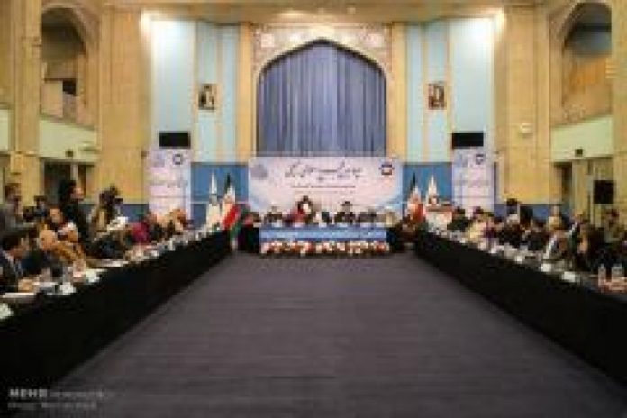 Encuentro islamo-cristiano en Teherán