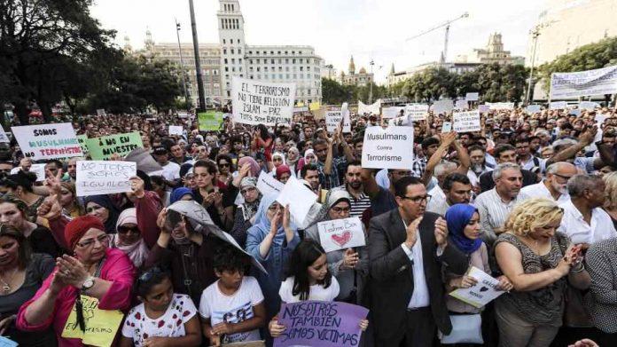 Musulmanes españoles