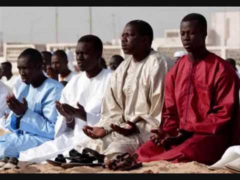 Musulmanes de Senegal