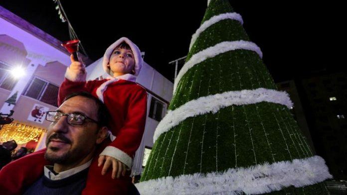Navidad en Gaza