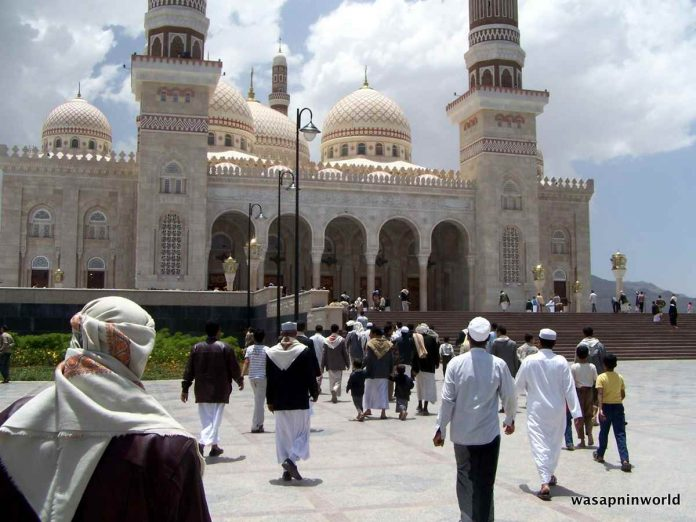 Visita a la mezquita