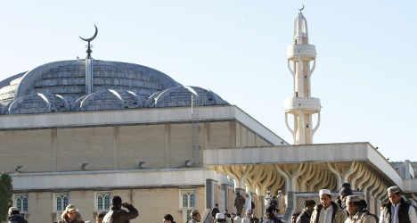 Mezquita italiana