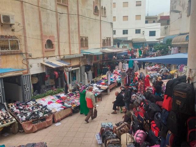 Castillejos, la víctima silenciosa de la crisis fronteriza con Marruecos