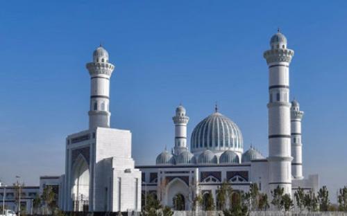 Se inaugurará en breve la mayor mezquita de Asia Central en Dusambé