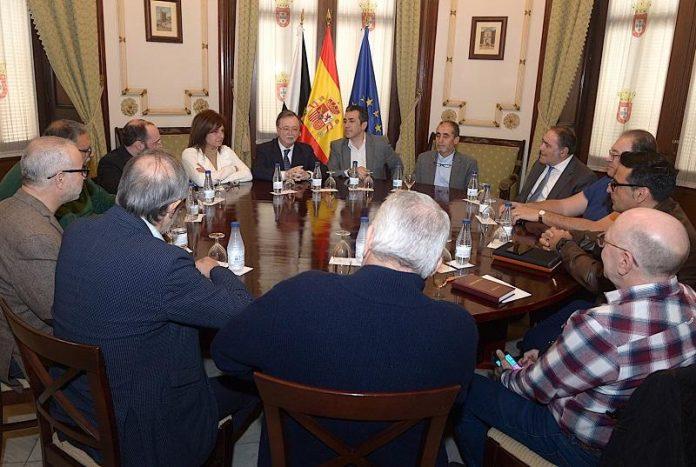 El presidente de Ceuta, Juan Vivas