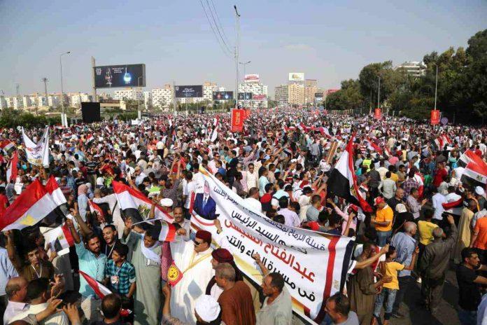 La libertad de opinión en Egipto tras la primavera árabe