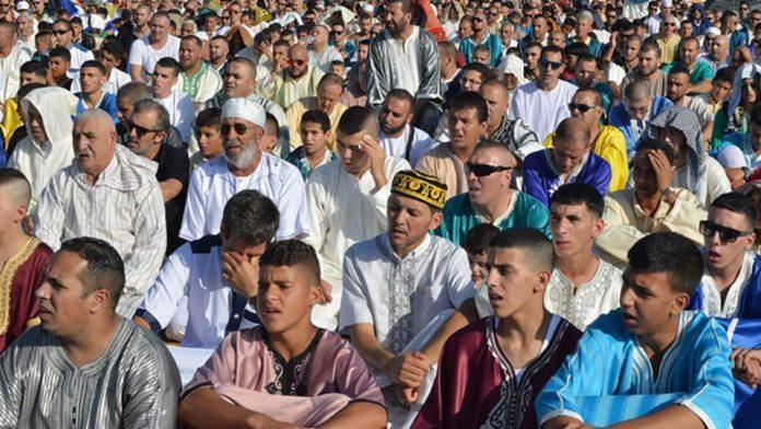 Musulmanes de España