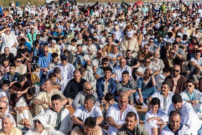 Musulmanes de Ceuta