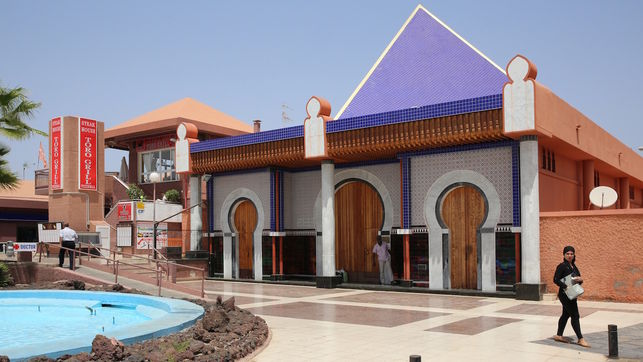 Mezquita de Canarias