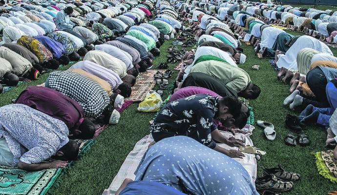 Musulmanes de Canarias