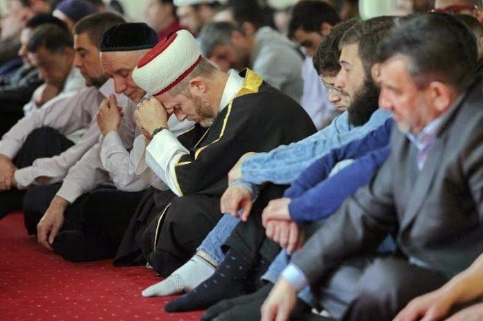 Musulmanes de Ucrania