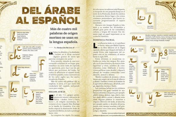 Vocabulario árabe en español