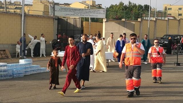 Aid el Adha en Ceuta