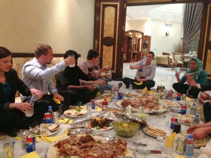 La hospitalidad es muy importante en el Islam