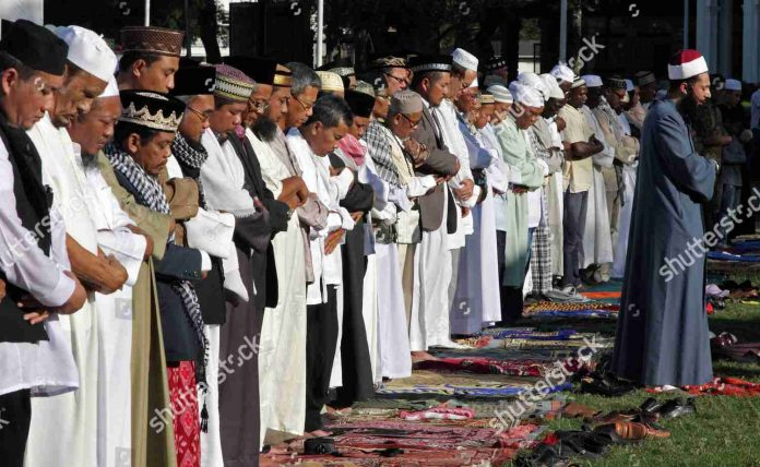 Musulmanes de Surinam