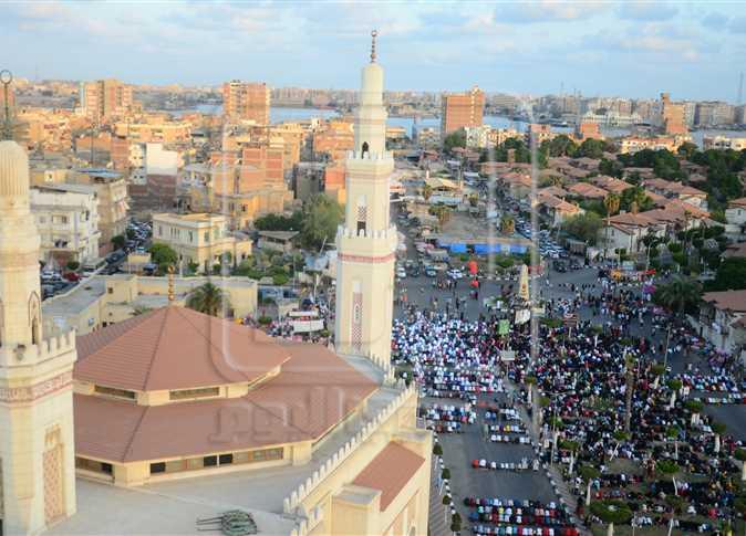 Celebración del Aid el Adha en Egipto
