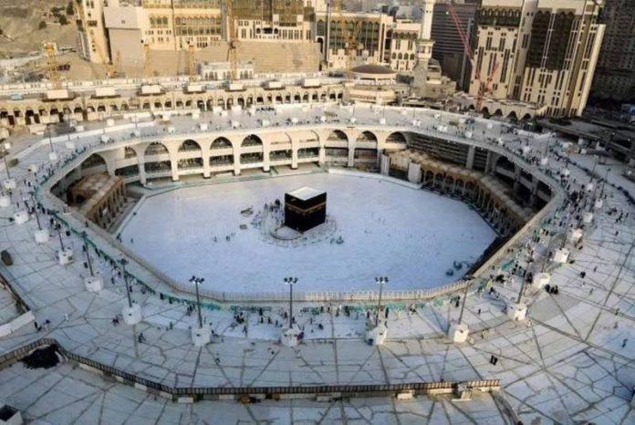 Los peregrinos no podrán tocar la Kaaba ni la Piedra Negra durante el Hayy de este año
