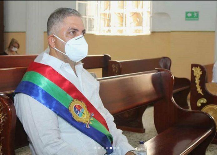 Un alcalde musulmán colombiano lucha contra la Covid-19