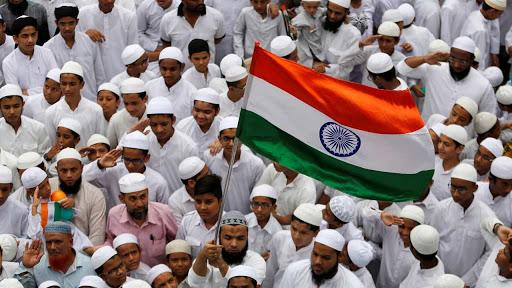 Musulmanes indios