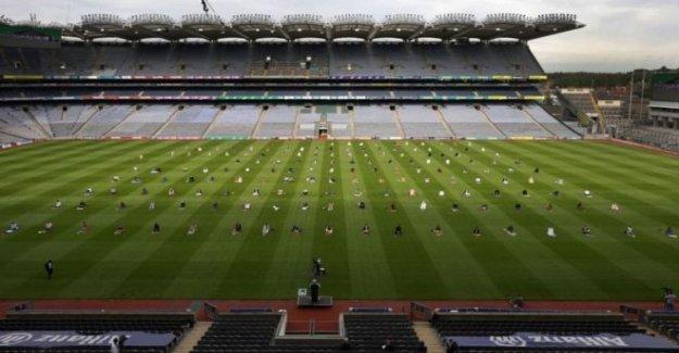 Musulmanes de Irlanda realizaron oración del Aid en el estadio de Croke Park, en Dublín