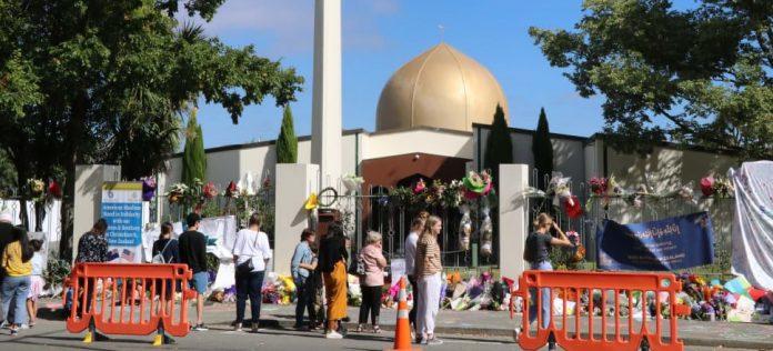 Mezquita de Nueva Zelanda