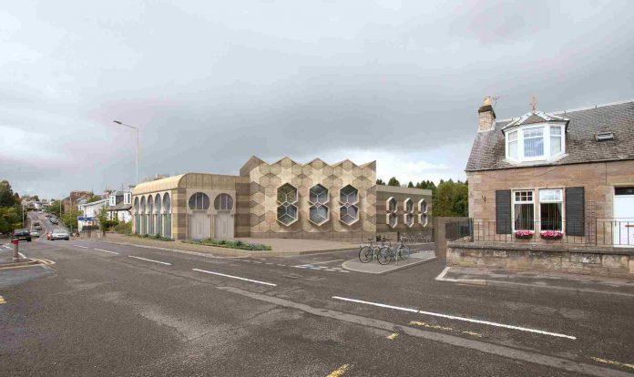 Construyen primera mezquita de estilo celta en Escocia