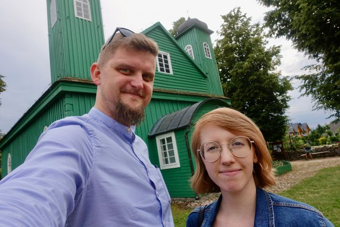 Una pareja de expertos polacos crea un mapa interactivo del Islam en Polonia