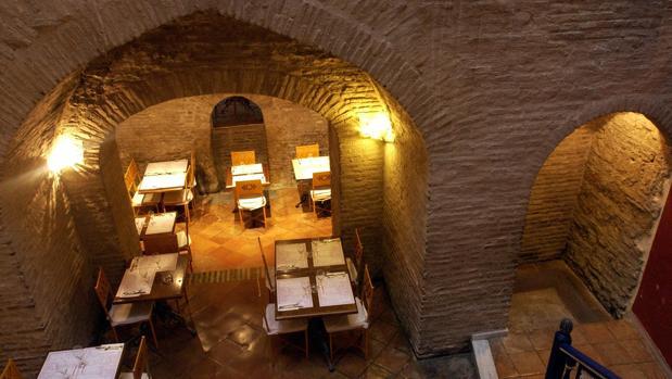 Antiguos baños musulmanes de Sevilla